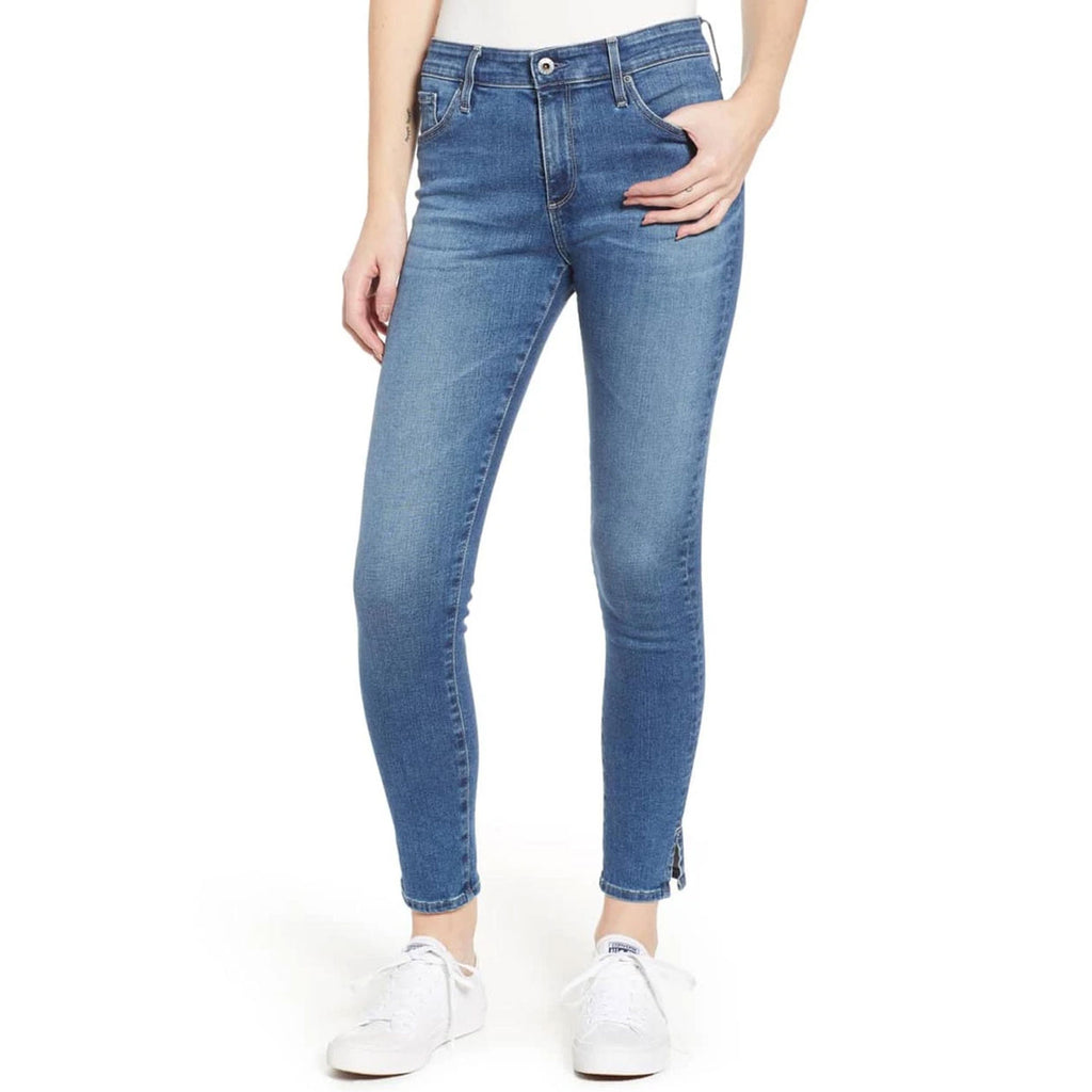 AG Denim Crystal Clarity Farrah Skinny Ankle Jean Size 25 Muse Boutique Outlet | Shop Designer Denim Pants on Sale | Up to 90% Off Designer Fashion
