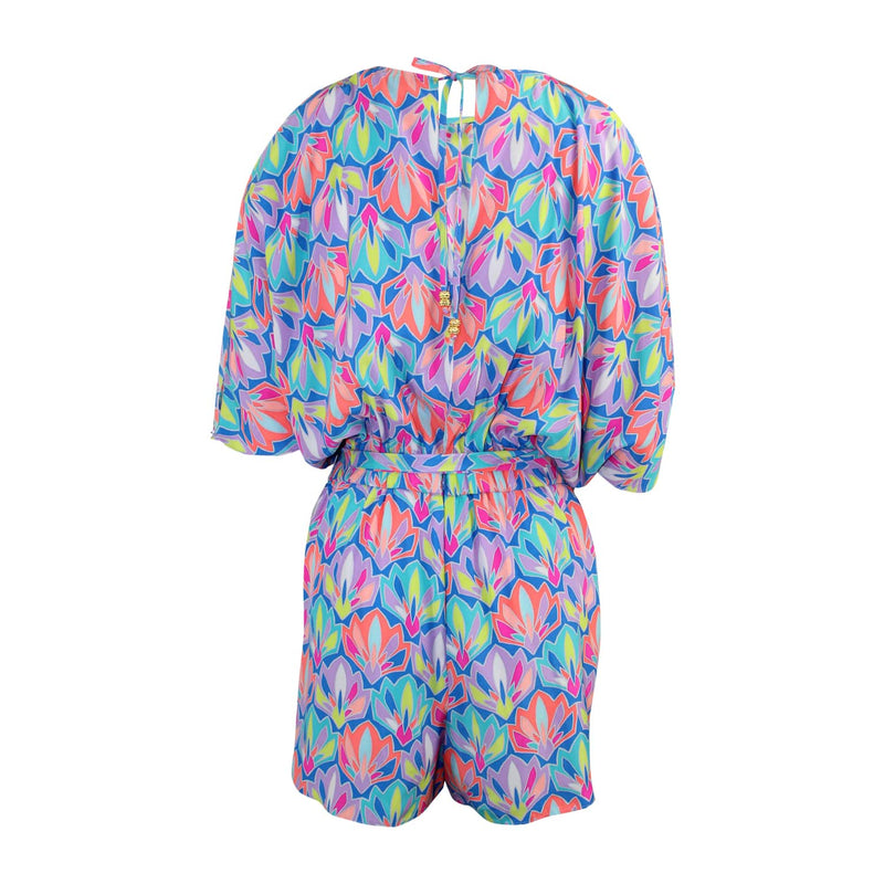 Alice & Trixie  Silk Printed Romper Size  Muse Boutique Outlet | Shop Designer Rompers & Jumpsuits on Sale | Up to 90% Off Designer Fashion