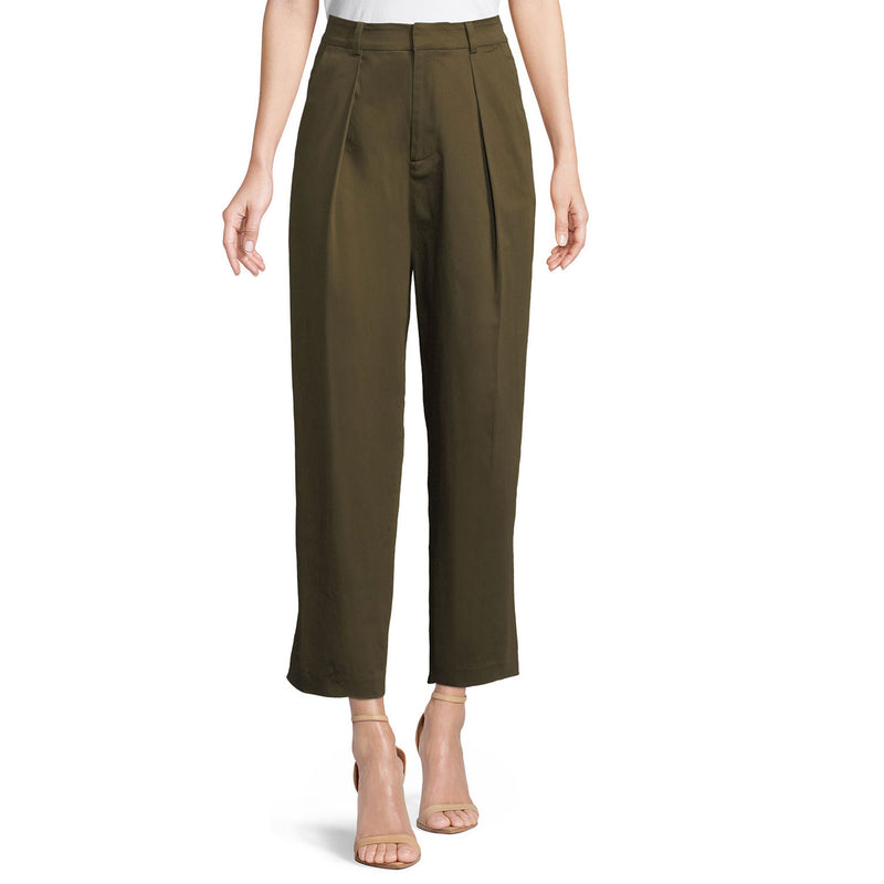 Alice + Olivia Army Grady Tapered High Waist Pant Size 2 Muse Boutique Outlet | Shop Designer Pant on Sale | Up to 90% Off Designer Fashion