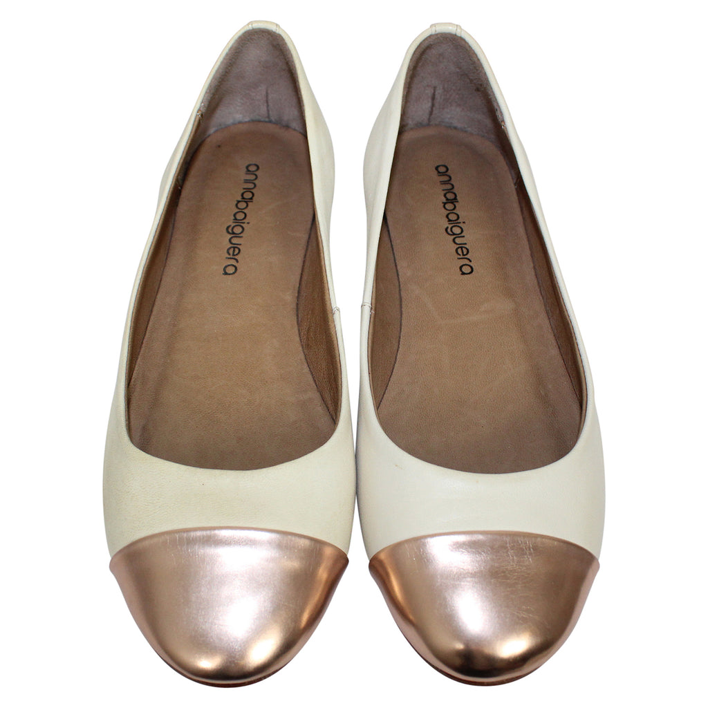 Anna Baiguera  Annina Ballet Flats Size  Muse Boutique Outlet | Shop Designer Clearance Shoes on Sale | Up to 90% Off Designer Fashion