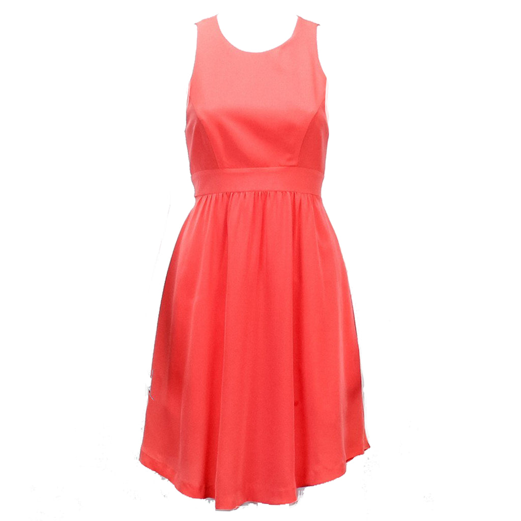 Annie Griffin Coral Cailan Dress Size 2 Muse Boutique Outlet | Shop Designer Clearance Dresses on Sale | Up to 90% Off Designer Fashion