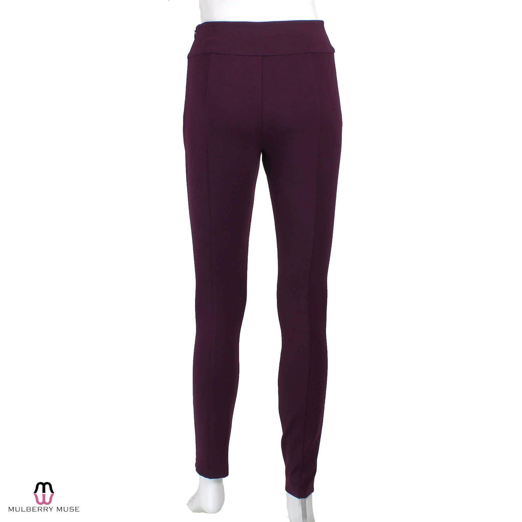 Annie Griffin  Lynn Ponte Knit Legging Size  Muse Boutique Outlet | Shop Designer Clearance Bottoms on Sale | Up to 90% Off Designer Fashion