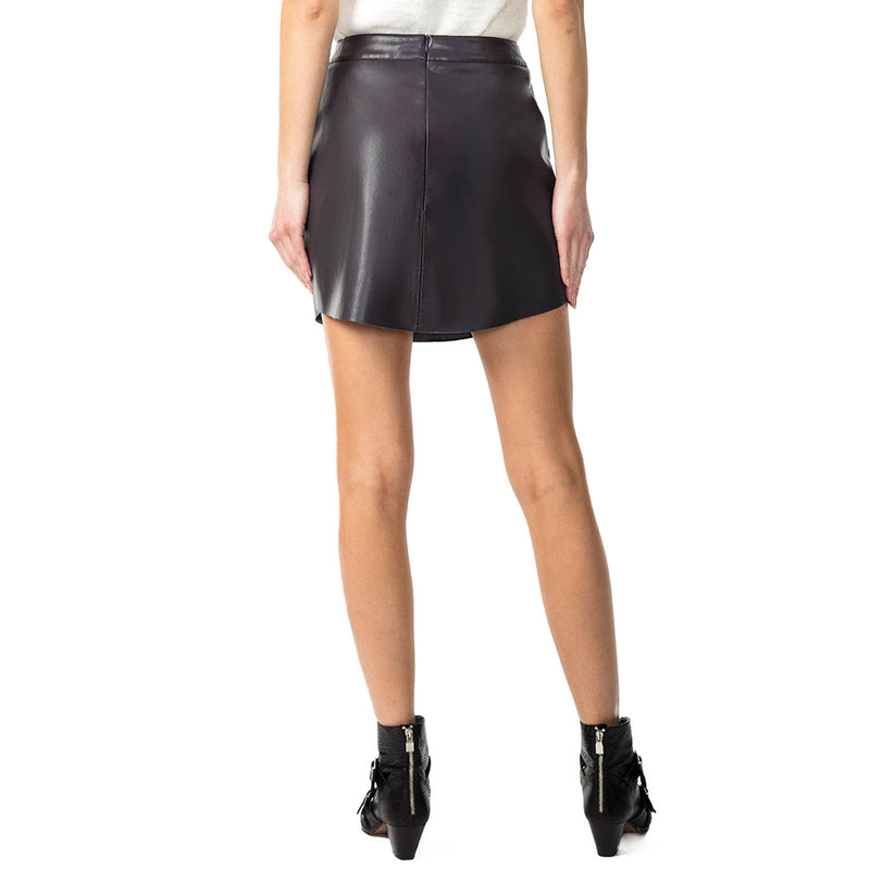 Astars  Vegan Leather Mini Skirt Size  Muse Boutique Outlet | Shop Designer Skirts on Sale | Up to 90% Off Designer Fashion