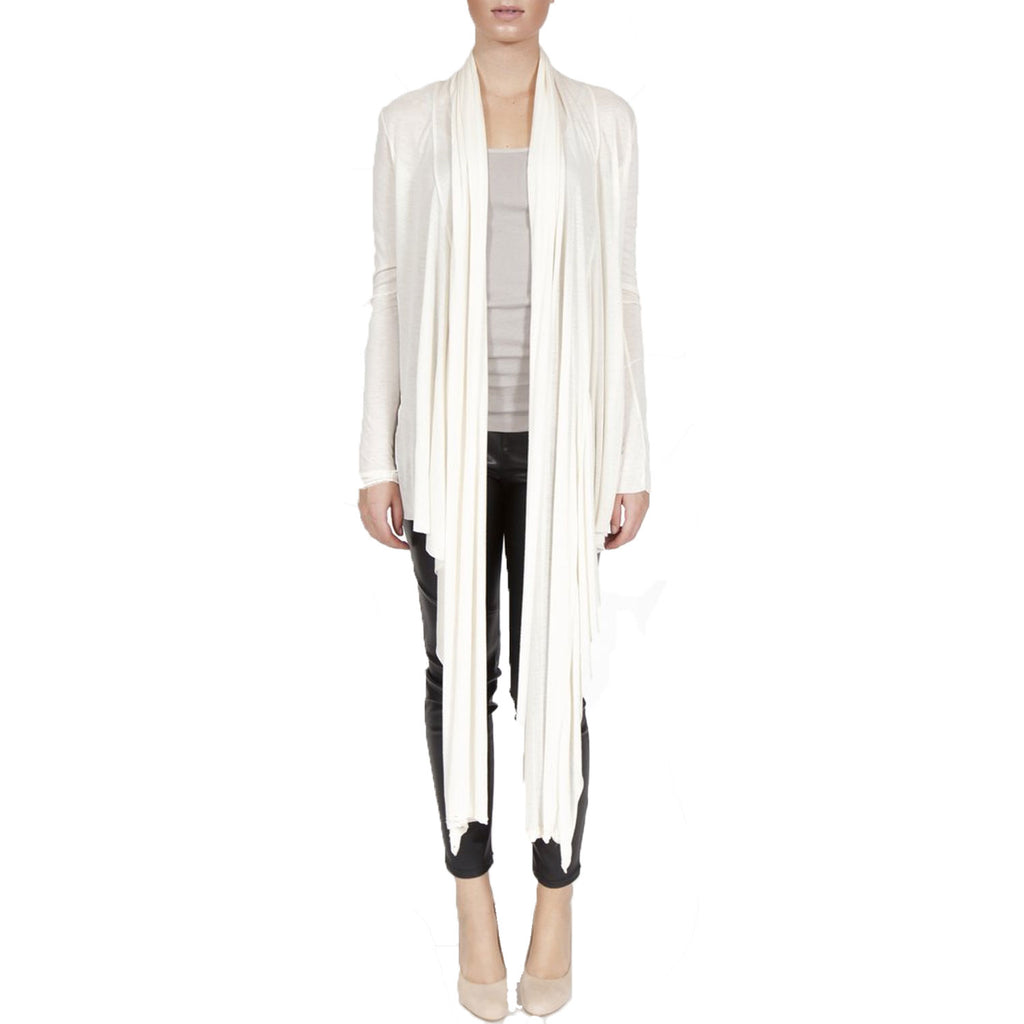 Bailey 44  Draped Open Front 3/4 Sleeve Cardigan Size  Muse Boutique Outlet | Shop Designer Clearance Outerwear on Sale | Up to 90% Off Designer Fashion