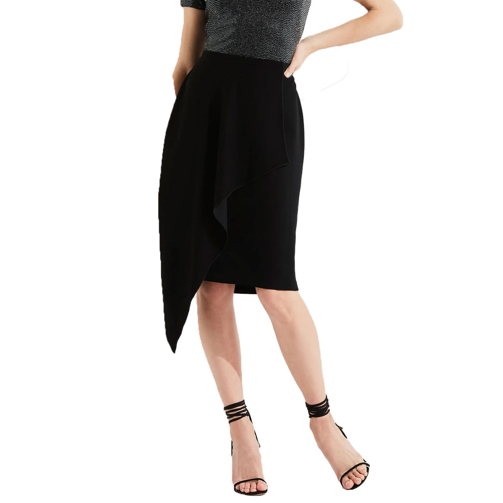 Bailey 44 Black Giselle Asymmetrical Skirt Size 2 Muse Boutique Outlet | Shop Designer Skirts on Sale | Up to 90% Off Designer Fashion