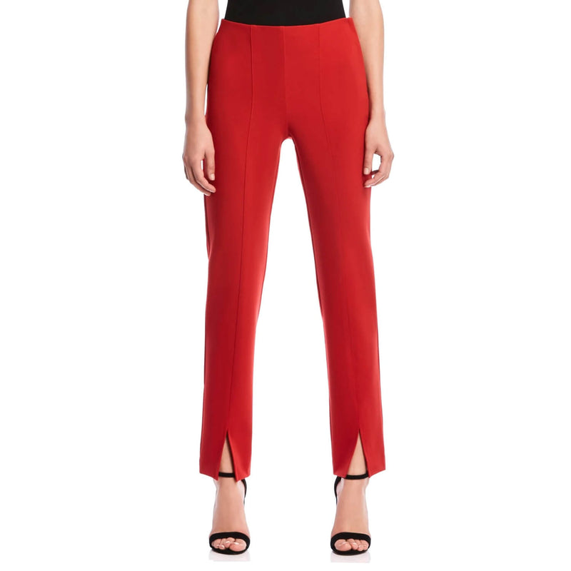 Bailey 44 Red High Rise Claud Trouser Size 0 Muse Boutique Outlet | Shop Designer Pant on Sale | Up to 90% Off Designer Fashion
