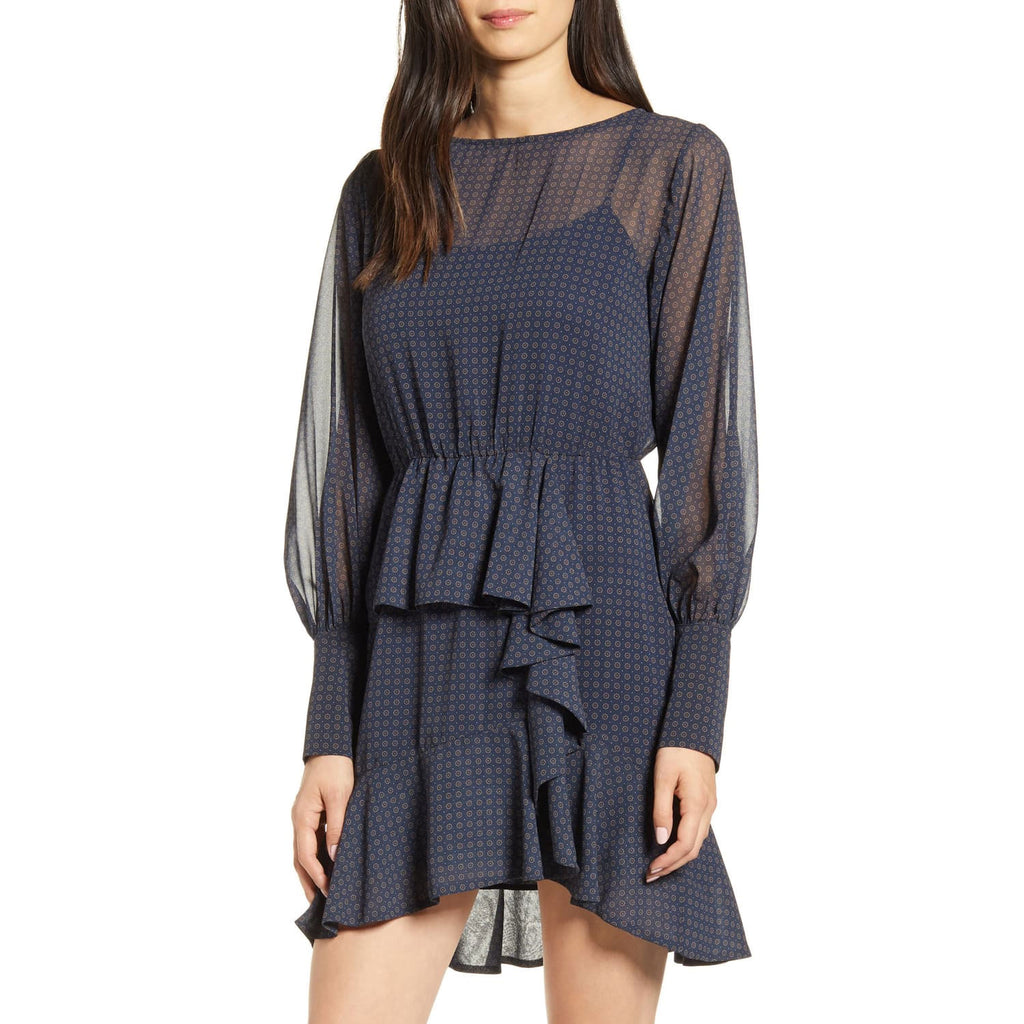 Bailey 44 Twilight Brandi Chiffon Dress Size 4 Muse Boutique Outlet | Shop Designer Dresses on Sale | Up to 90% Off Designer Fashion