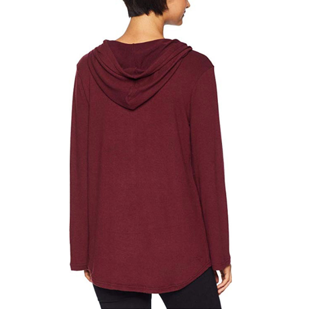 BB Dakota  Bell Sleeve Tunic Hoodie Size  Muse Boutique Outlet | Shop Designer Clearance Outerwear on Sale | Up to 90% Off Designer Fashion