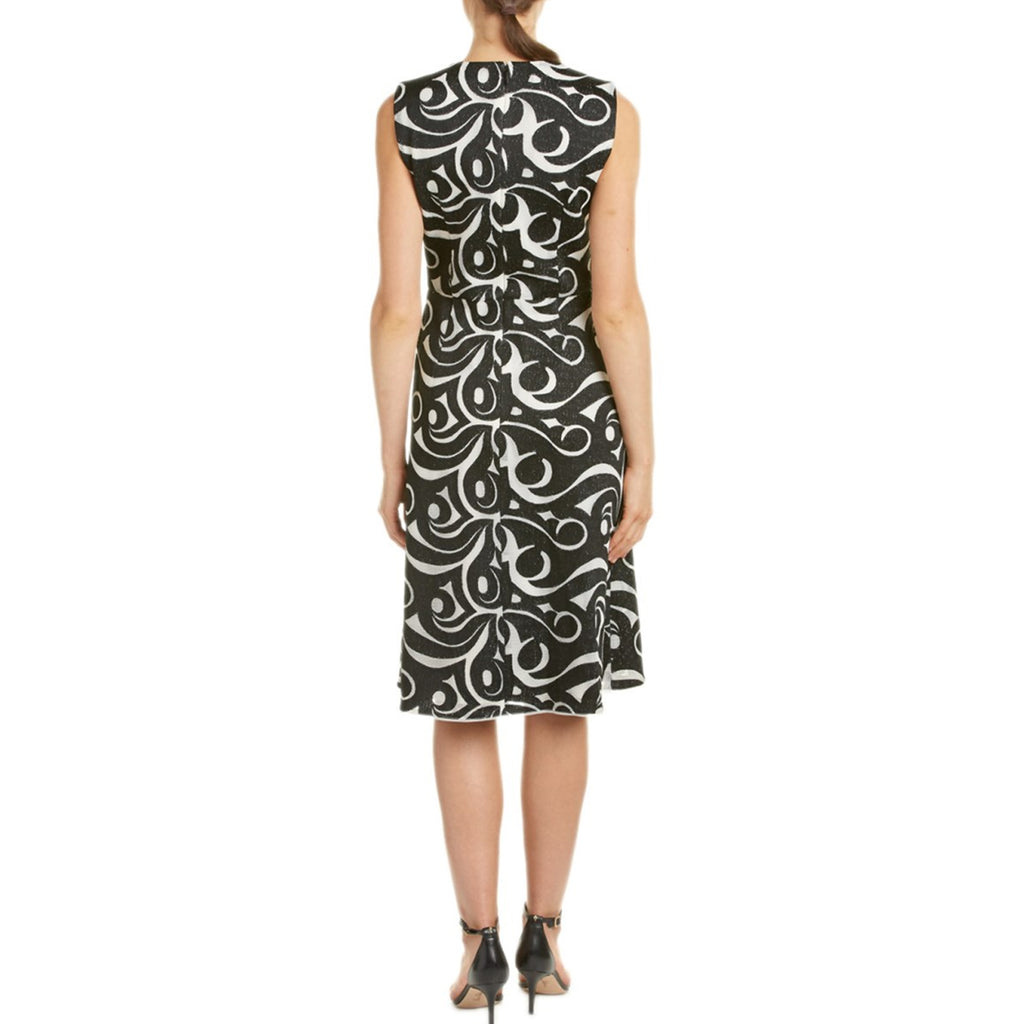 BCBG Maxazria  Embroidered A-Line Swirl Dress Size  Muse Boutique Outlet | Shop Designer Dresses on Sale | Up to 90% Off Designer Fashion