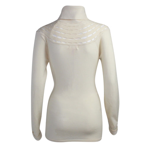 Catherine Malandrino Armelle Wool Turtleneck   Muse Boutique Outlet