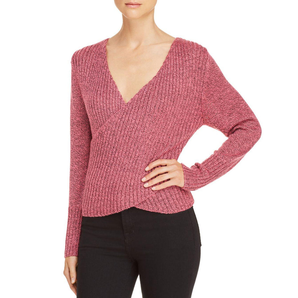 C/Meo Collective Pink Evolution Knit Top Size Large Muse Boutique Outlet | Shop Designer Sweaters on Sale | Up to 90% Off Designer Fashion