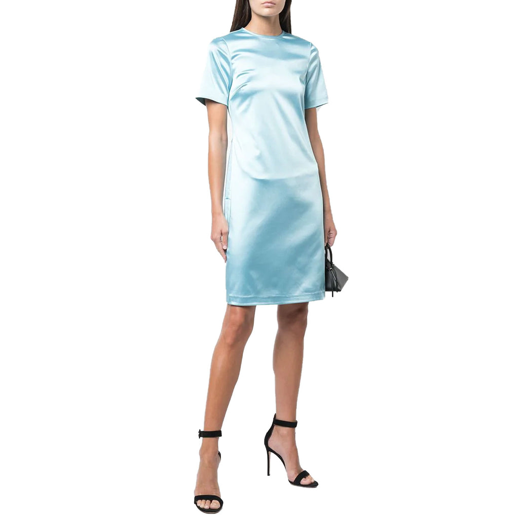 Cynthia Rowley Dream Blue Lake Shore Fitted Sheath Dress Size 2 Muse Boutique Outlet | Shop Designer Dresses on Sale | Up to 90% Off Designer Fashion