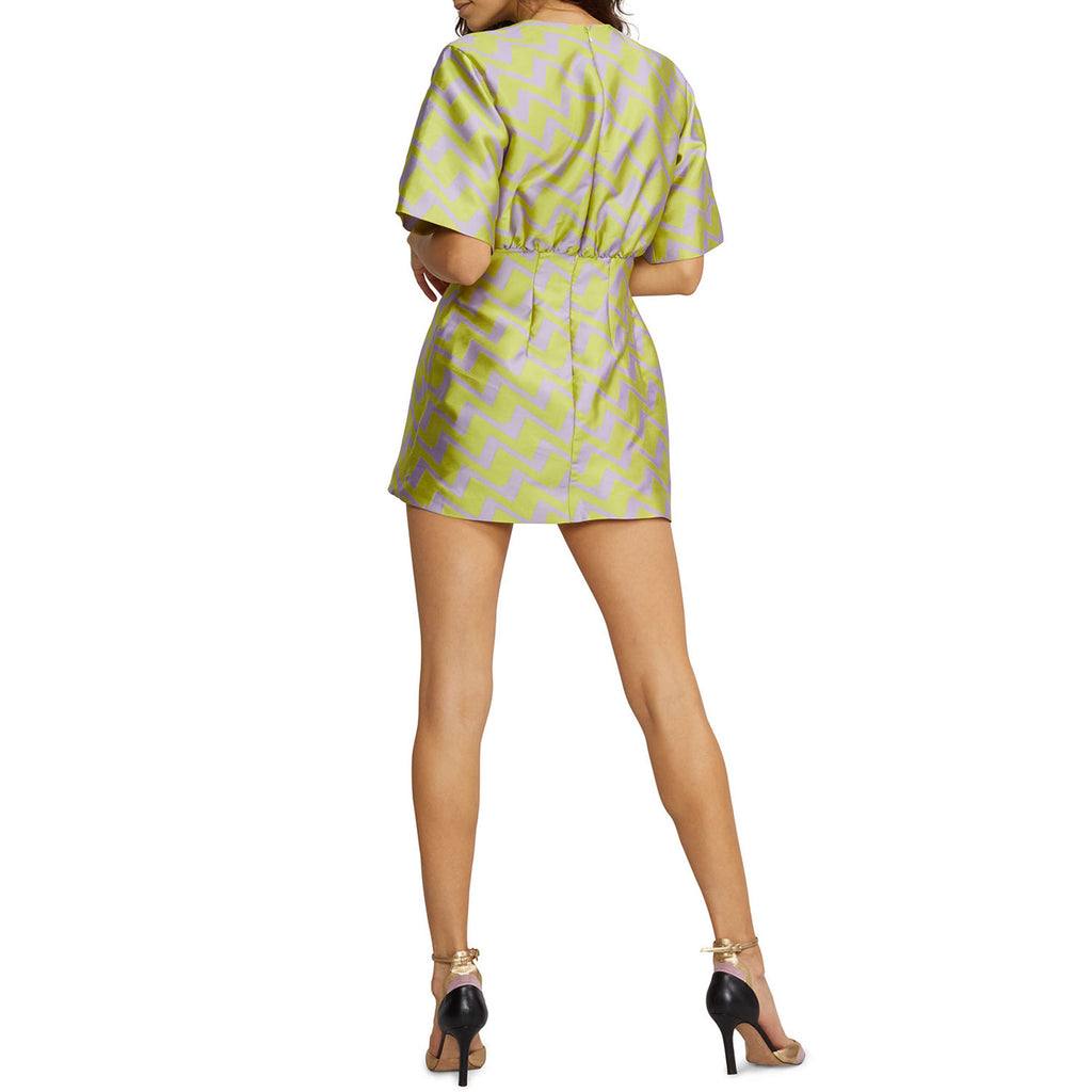 Cynthia Rowley  Brocade Mini Dress Size  Muse Boutique Outlet | Shop Designer Dresses on Sale | Up to 90% Off Designer Fashion