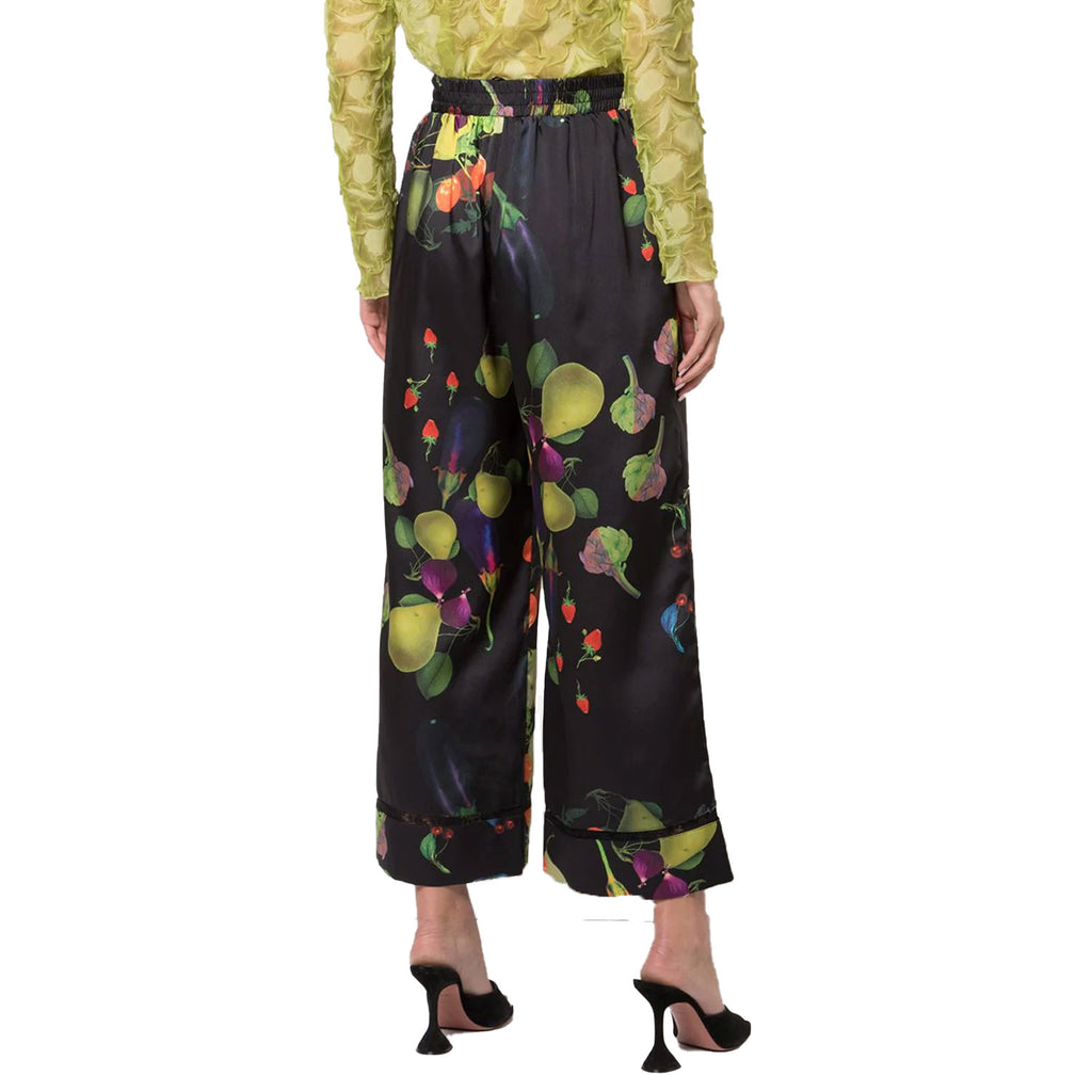 Cynthia Rowley  Bianca Silk Print Jogger Pant Size  Muse Boutique Outlet | Shop Designer Pant on Sale | Up to 90% Off Designer Fashion