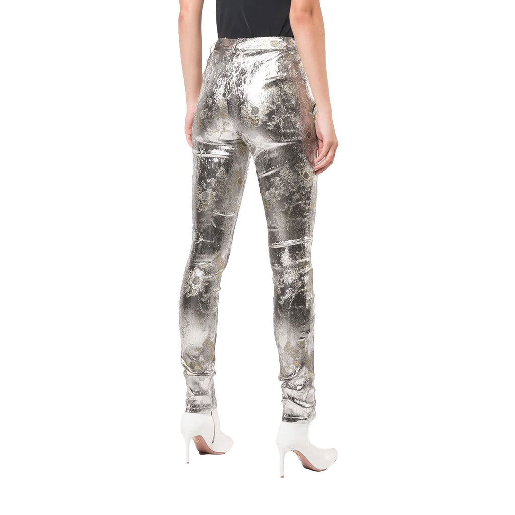 Cynthia Rowley  Gold Coast Metallic Trouser Size  Muse Boutique Outlet | Shop Designer Pant on Sale | Up to 90% Off Designer Fashion