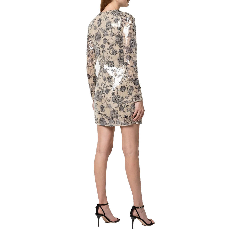 Cynthia Rowley  Malia Sequin Long Sleeve Dress Size  Muse Boutique Outlet | Shop Designer Dresses on Sale | Up to 90% Off Designer Fashion