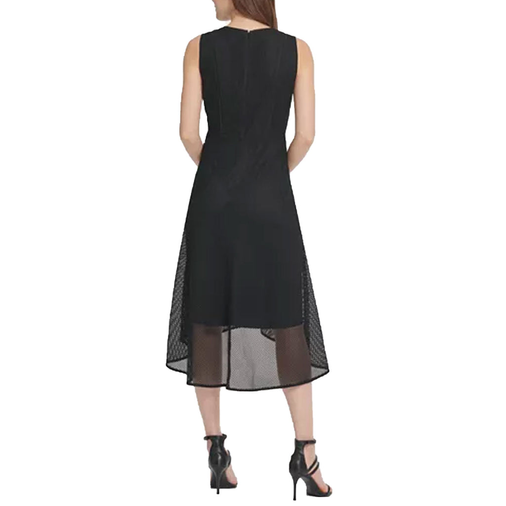 DKNY  Mesh Midi Dress Size  Muse Boutique Outlet | Shop Designer Dresses on Sale | Up to 90% Off Designer Fashion