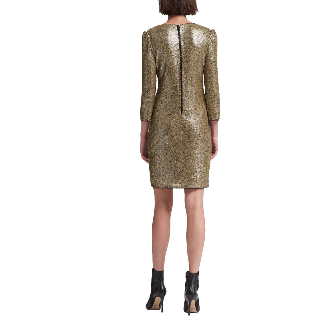 DKNY  Long Sleeve Sequin Dress Size  Muse Boutique Outlet | Shop Designer Dresses on Sale | Up to 90% Off Designer Fashion
