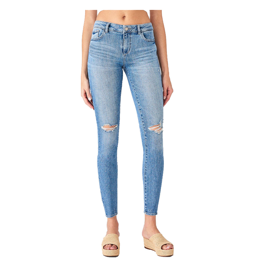 DL1961 Ruston Florence Ankle Mid Rise Instasculpt Skinny Size 28 Muse Boutique Outlet | Shop Designer Pant on Sale | Up to 90% Off Designer Fashion