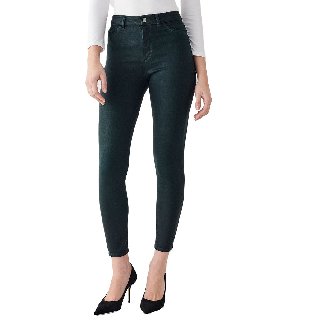 DL1961 Deer Green Farrow Ankle Skinny Jean Size 27 Muse Boutique Outlet | Shop Designer Denim Pants on Sale | Up to 90% Off Designer Fashion