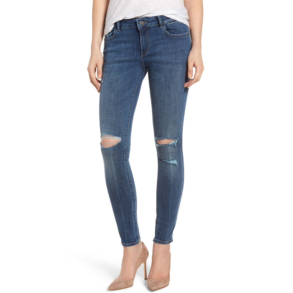 DL1961 Pima Emma Ripped Power Legging Jean Size 30 Muse Boutique Outlet | Shop Designer Denim Pants on Sale | Up to 90% Off Designer Fashion