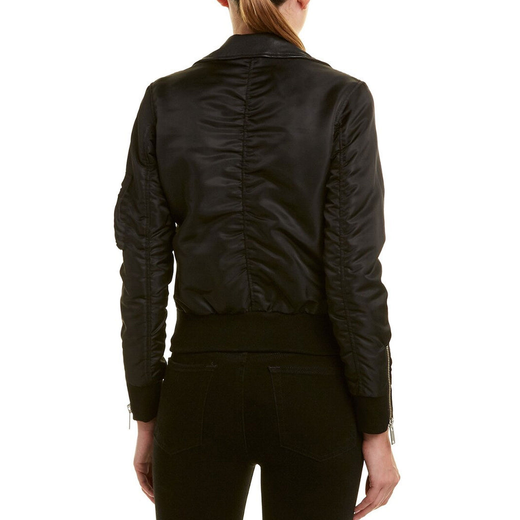 Doma  Biker Jacket Size  Muse Boutique Outlet | Shop Designer Outerwear on Sale | Up to 90% Off Designer Fashion
