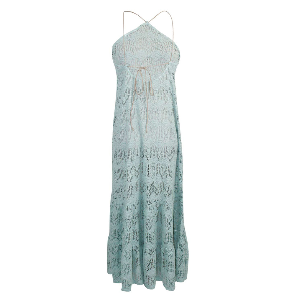 Eberjey  Free Spirit Crochet Maxi Dress Size  Muse Boutique Outlet | Shop Designer Dresses on Sale | Up to 90% Off Designer Fashion