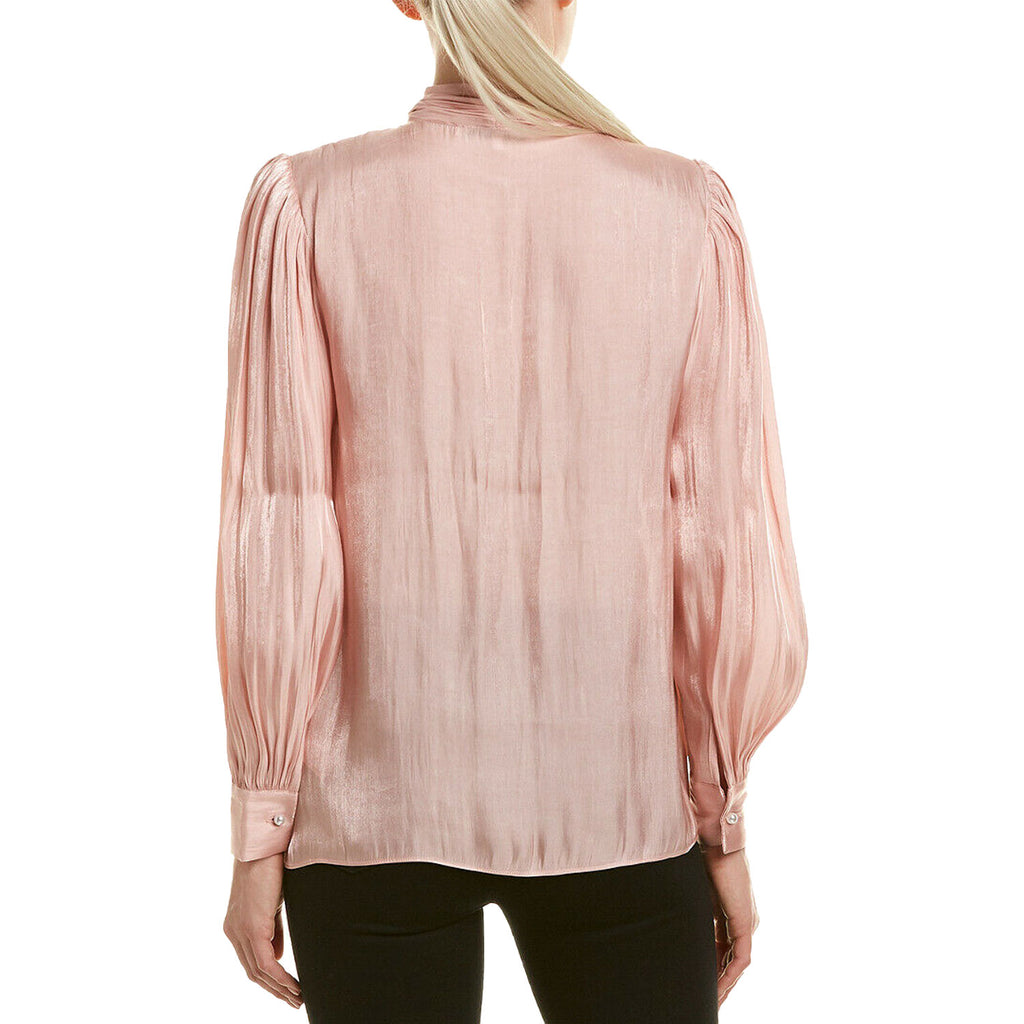 Endless Rose  Pearl Button Up Blouse Size  Muse Boutique Outlet | Shop Designer Long Sleeve Tops on Sale | Up to 90% Off Designer Fashion