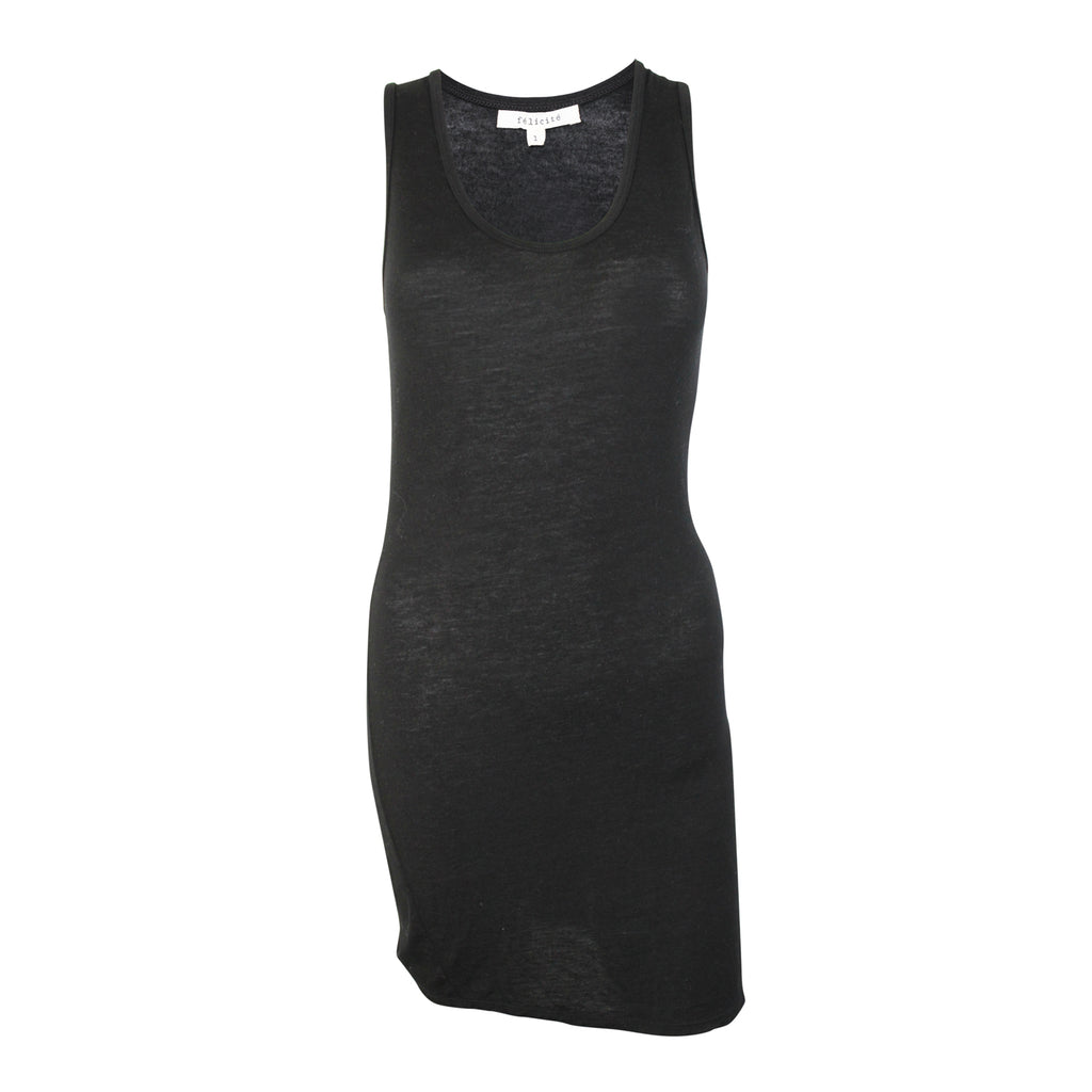 Felicite Black Slip Dress Size 2 Muse Boutique Outlet | Shop Designer Clearance Dresses on Sale | Up to 90% Off Designer Fashion