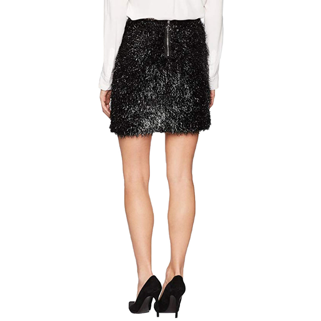 French Connection  Simone Tassel Jersey Skirt Size  Muse Boutique Outlet | Shop Designer Skirts on Sale | Up to 90% Off Designer Fashion