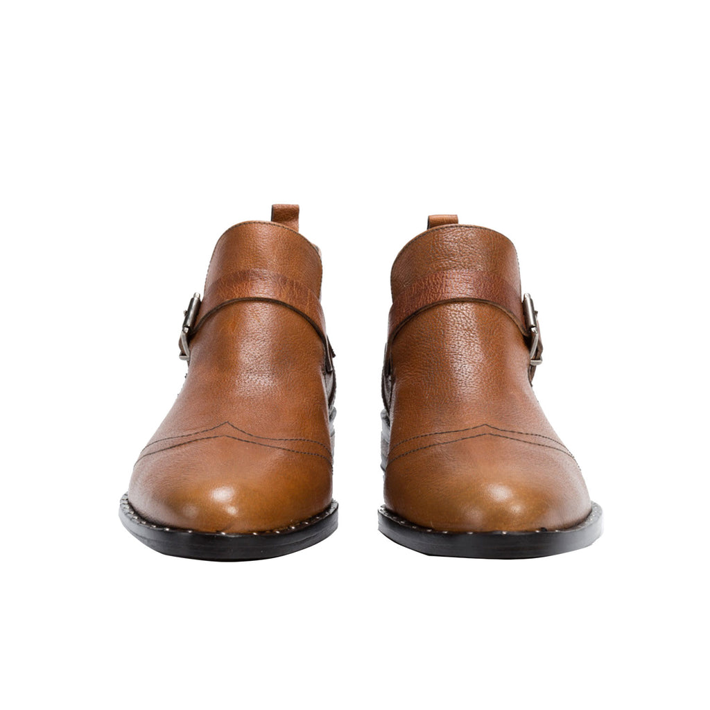 Freda Salvador  Western Man Ankle Boots Size  Muse Boutique Outlet | Shop Designer Boots on Sale | Up to 90% Off Designer Fashion