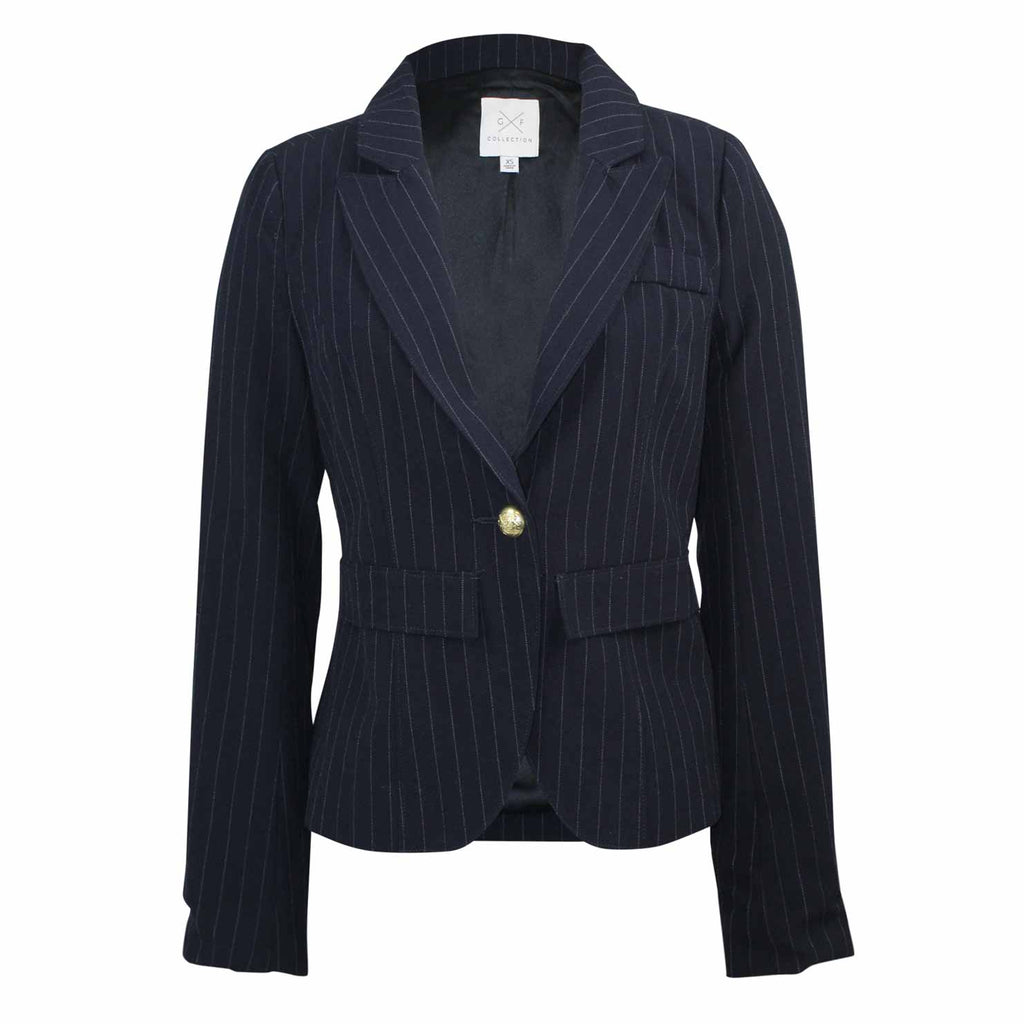 Gentle Fawn Navy Newton Blazer Size Extra small Muse Boutique Outlet | Shop Designer Blazers on Sale | Up to 90% Off Designer Fashion