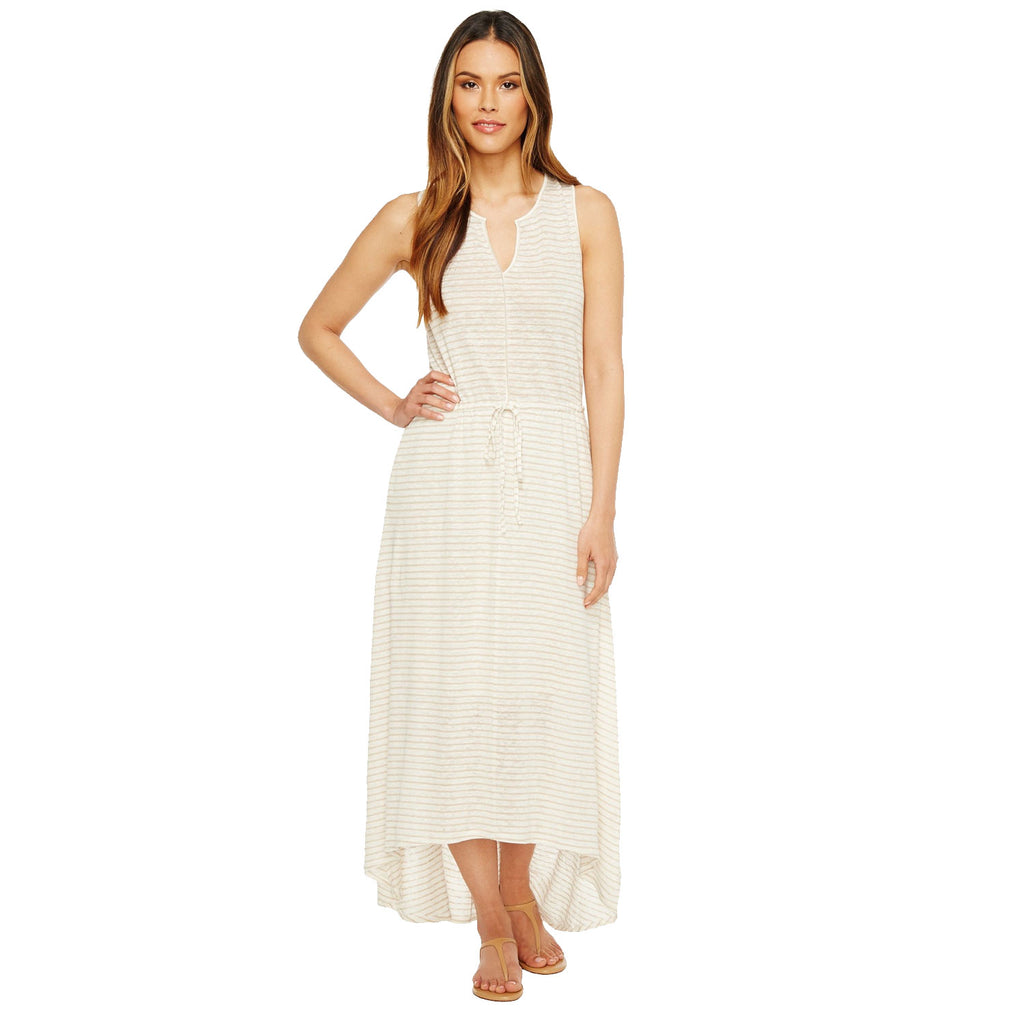 HEATHER Stripe Striped Maxi Dress Size Extra Small (P) Muse Boutique Outlet | Shop Designer Dresses on Sale | Up to 90% Off Designer Fashion