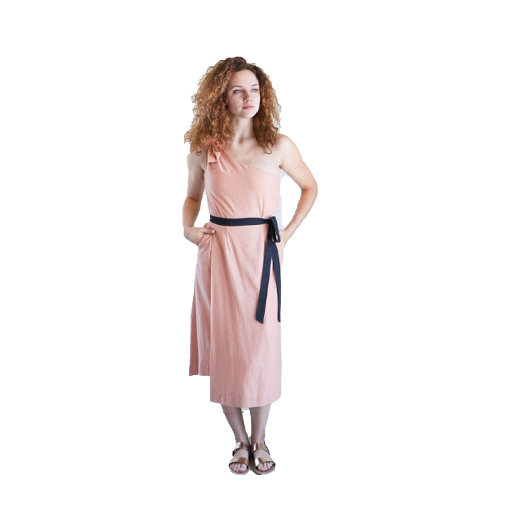 Heidi Merrick Blush Bianca Dress Size 4 Muse Boutique Outlet | Shop Designer Dresses on Sale | Up to 90% Off Designer Fashion