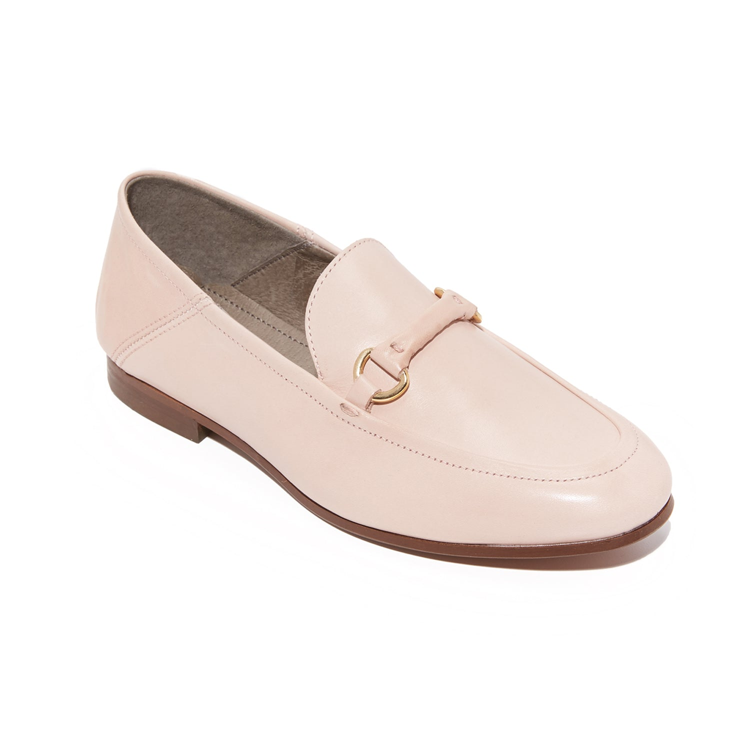 Hudson London Arianna Loafer 37 Blush Muse Boutique Outlet