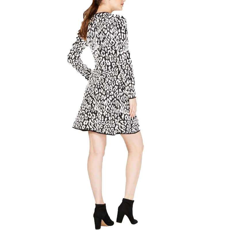 INC  Animal Print Sweater Dress Size  Muse Boutique Outlet | Shop Designer Clearance Dresses on Sale | Up to 90% Off Designer Fashion