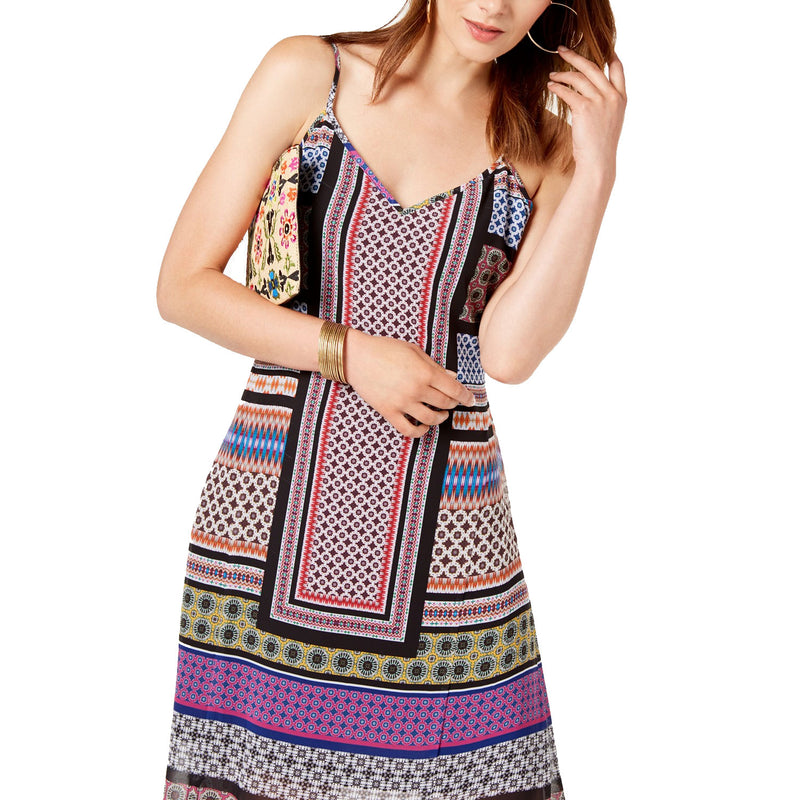 INC  Printed V Neck Maxi Dress Size  Muse Boutique Outlet | Shop Designer Clearance Dresses on Sale | Up to 90% Off Designer Fashion
