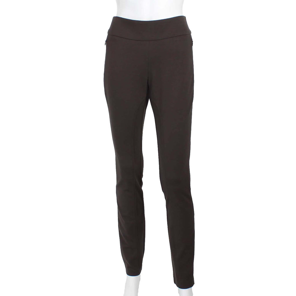 Iris Setlakwe Chocolate Bi-Stretch Legging Size 2 Muse Boutique Outlet | Shop Designer Clearance Bottoms on Sale | Up to 90% Off Designer Fashion
