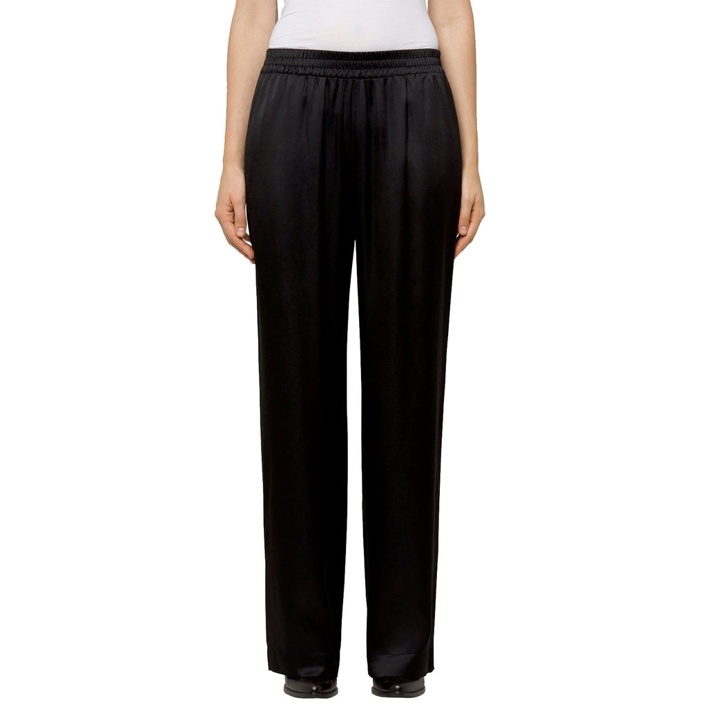 J Brand Black Ardon Silk Pant Size Extra small Muse Boutique Outlet | Shop Designer Pant on Sale | Up to 90% Off Designer Fashion