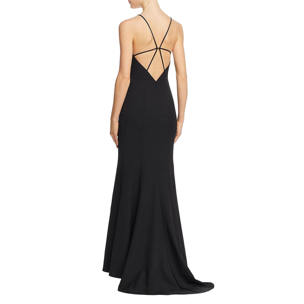 Jarlo  Priscilla Cut Out Evening Gown Size  Muse Boutique Outlet | Shop Designer Dresses on Sale | Up to 90% Off Designer Fashion