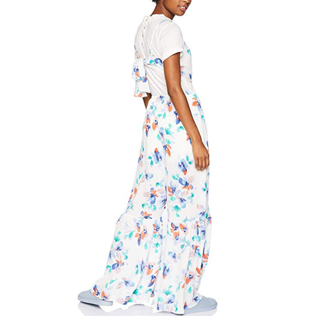 Jack by BB Dakota  Floral Print Jumpsuit Size  Muse Boutique Outlet | Shop Designer Rompers & Jumpsuits on Sale | Up to 90% Off Designer Fashion