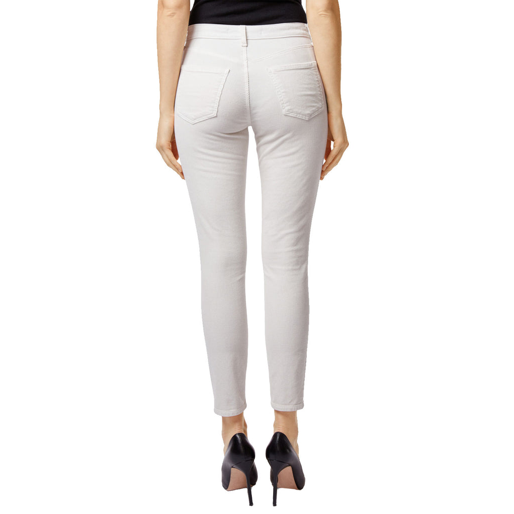 J Brand  Alana High-Rise Corduroy Cropped Super Skinny Pants Size  Muse Boutique Outlet | Shop Designer Pant on Sale | Up to 90% Off Designer Fashion