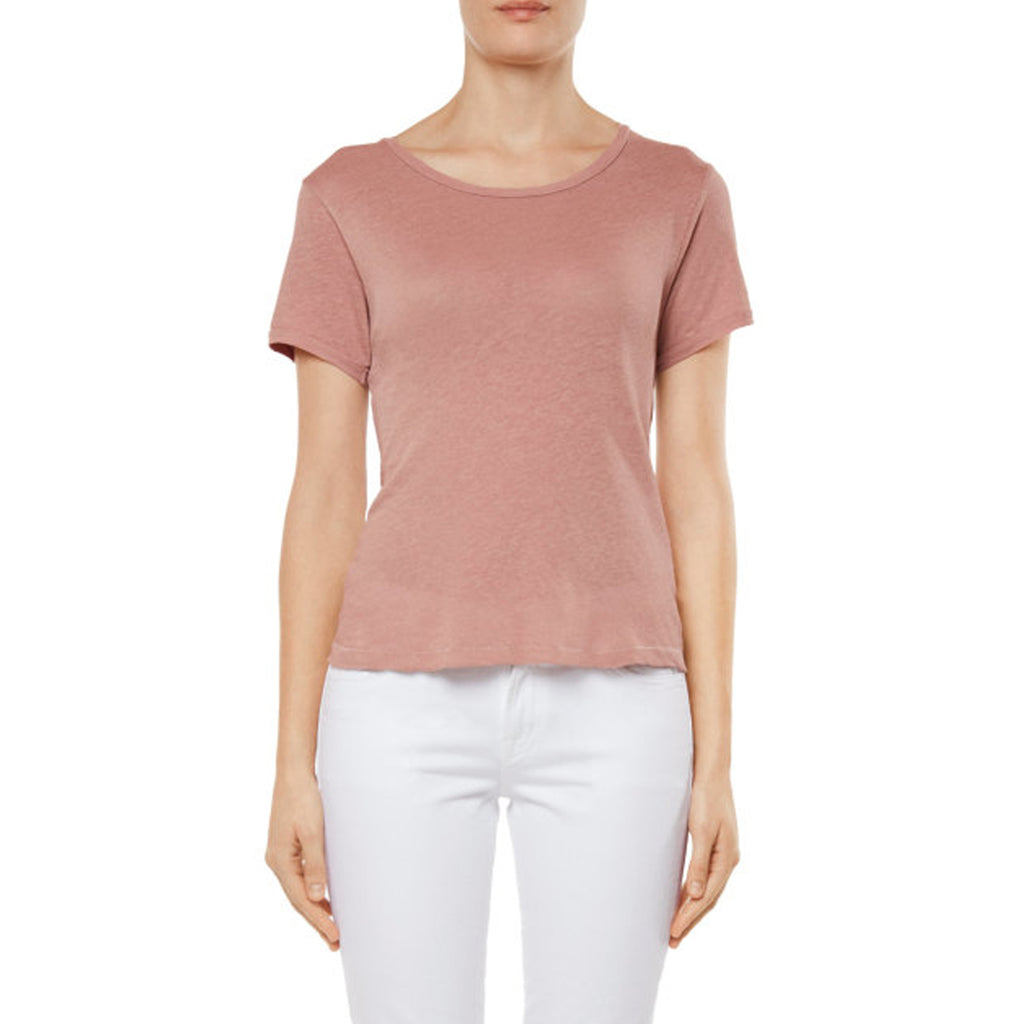 J Brand Vinca Short Sleeve Nerd Tee Size Large Muse Boutique Outlet | Shop Designer Clearance Tops on Sale | Up to 90% Off Designer Fashion