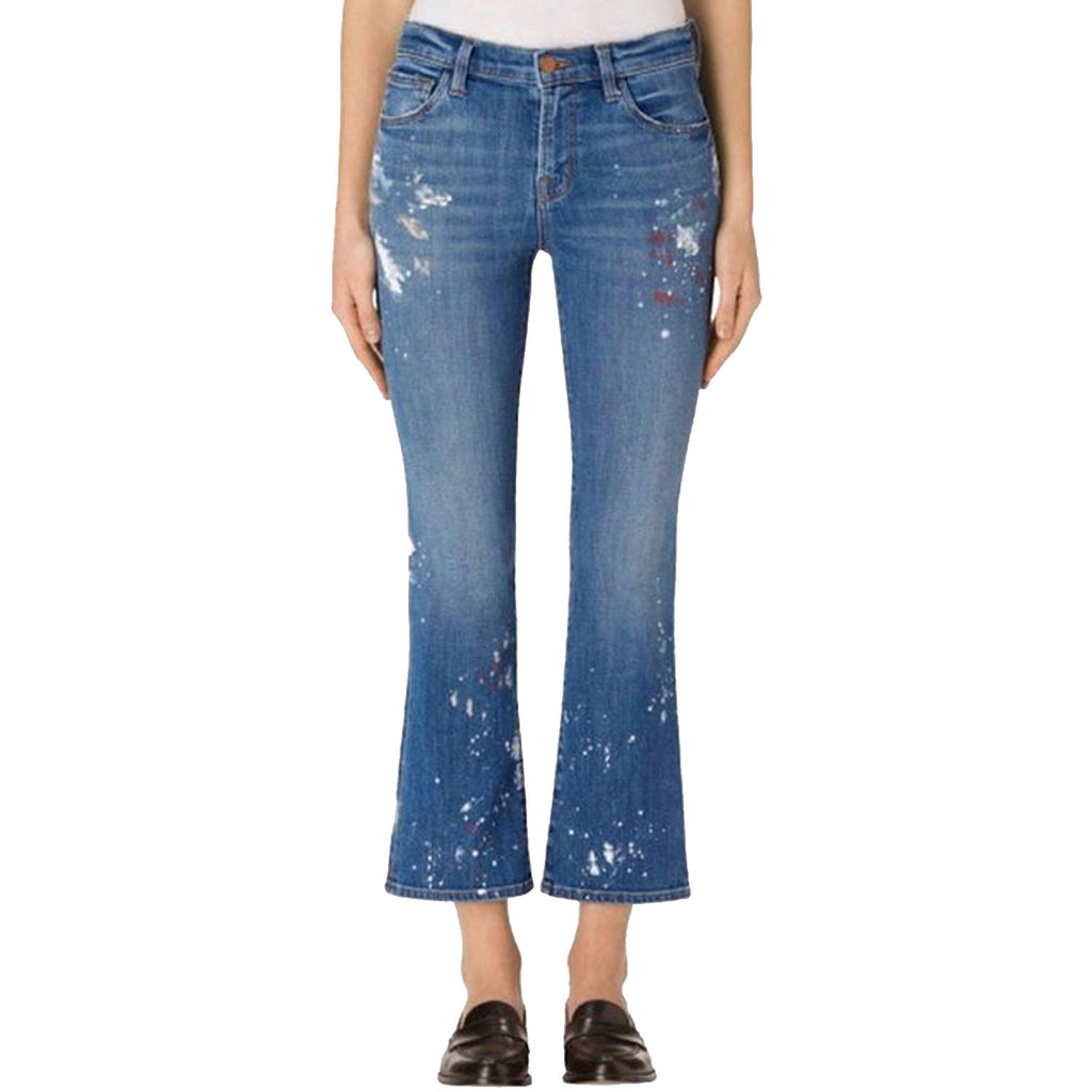 J Brand Peace Selena Cropped Bootcut Jean Size 23 Muse Boutique Outlet | Shop Designer Denim Pants on Sale | Up to 90% Off Designer Fashion