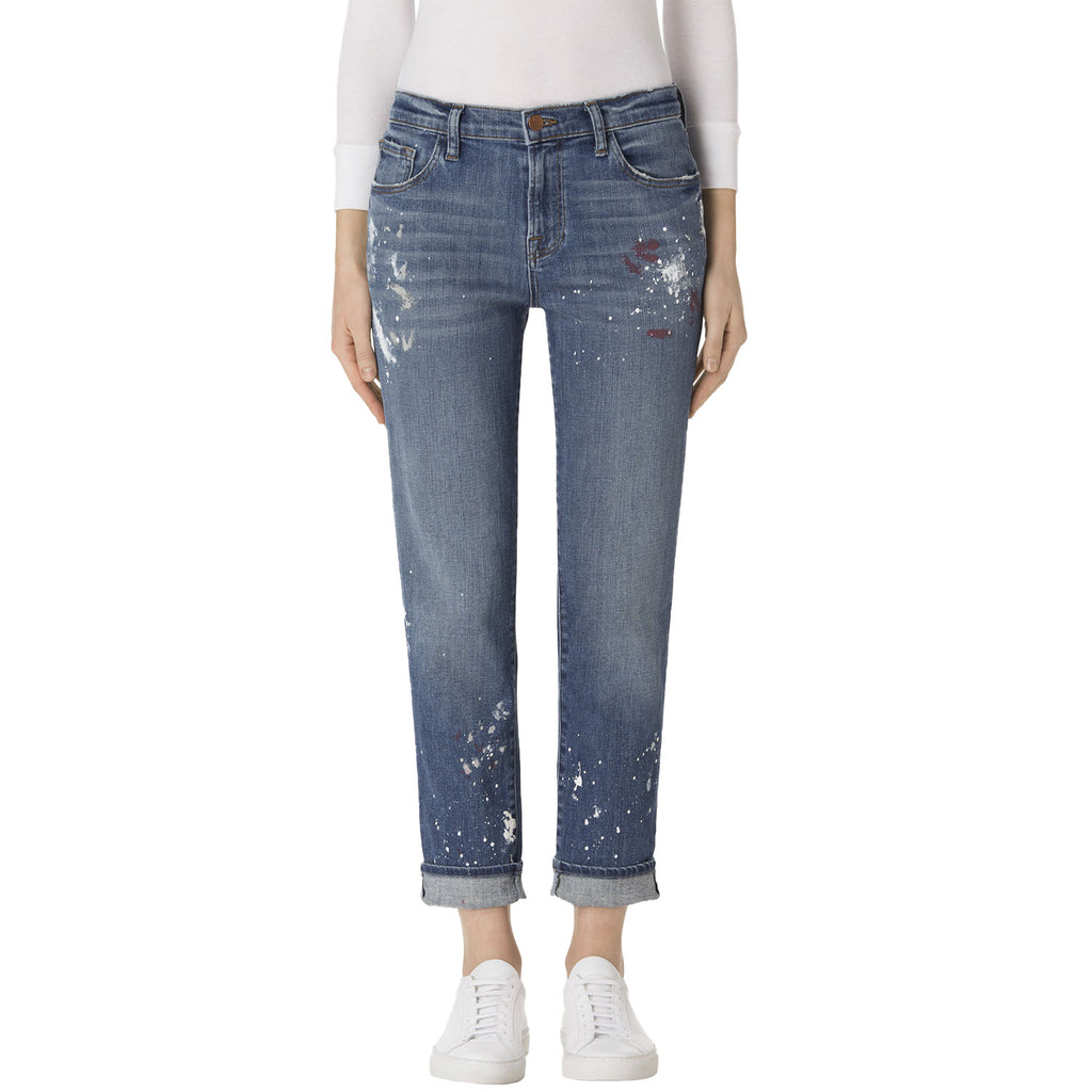 J Brand Peace Johnny Mid-Rise Boy Fit In Peace Size 25 Muse Boutique Outlet | Shop Designer Denim Pants on Sale | Up to 90% Off Designer Fashion