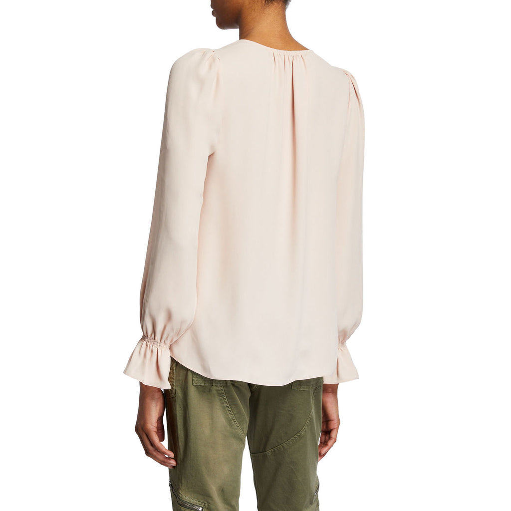 Joie  Bolona Button Front Top Size  Muse Boutique Outlet | Shop Designer Long Sleeve Tops on Sale | Up to 90% Off Designer Fashion