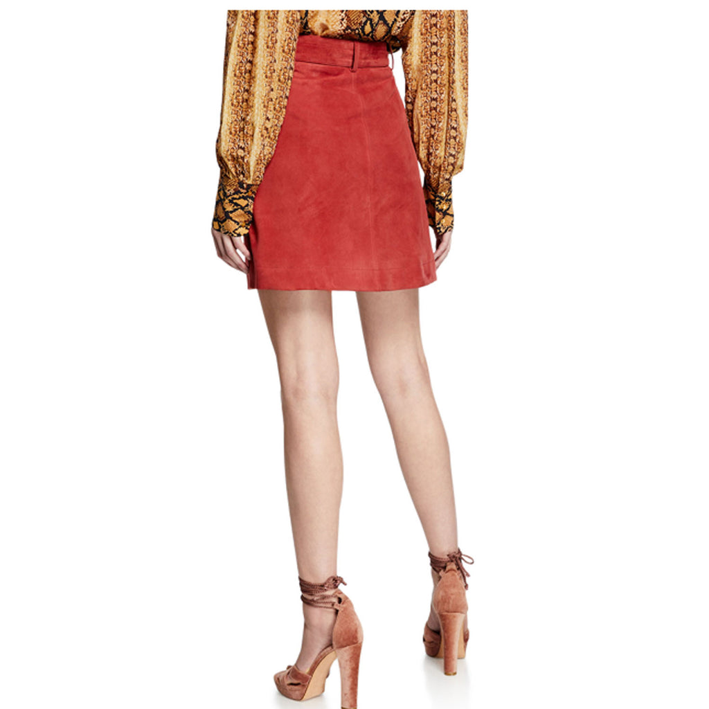 Joie  Neida Suede Skirt Size  Muse Boutique Outlet | Shop Designer Skirts on Sale | Up to 90% Off Designer Fashion