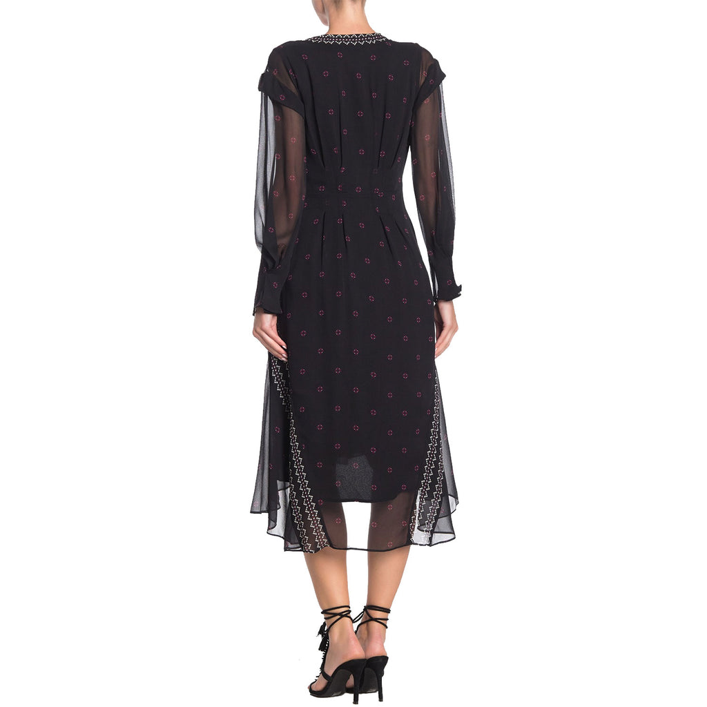 Joie  Jamya Printed Long Sleeve Dress Size  Muse Boutique Outlet | Shop Designer Dresses on Sale | Up to 90% Off Designer Fashion