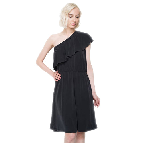 Just Female Flora Dress Small Black Muse Boutique Outlet