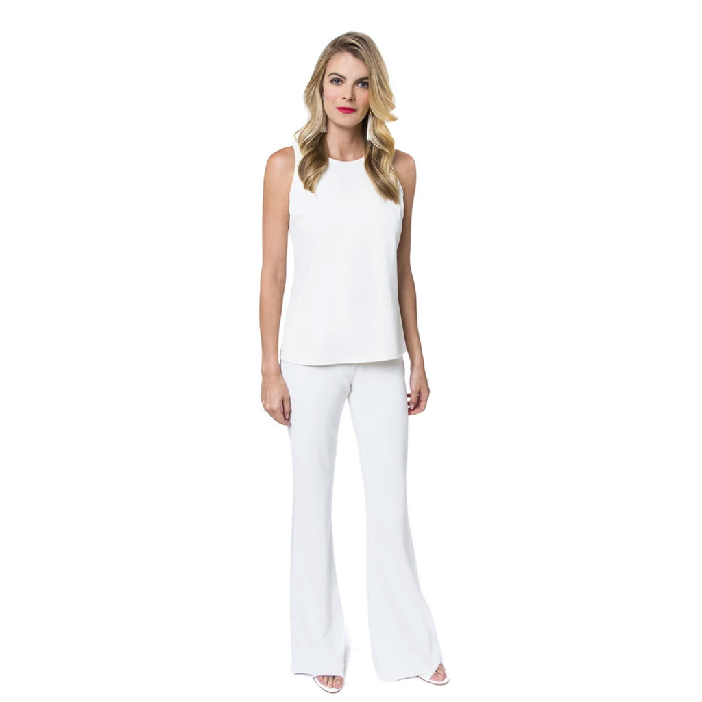 Julie Brown White Mid Rise Flared Leg Pant Size 0 Muse Boutique Outlet | Shop Designer Clearance Bottoms on Sale | Up to 90% Off Designer Fashion